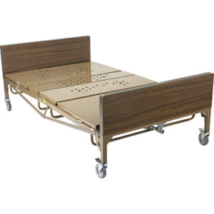 Hospital bed for geriatric patients in Heroica Nogales