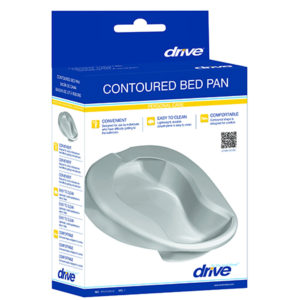 Contoured bed pan and Incontinence supplies in Guadalajara