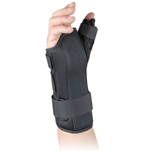 Orthotics wrist brace in Monterrey, Mexico